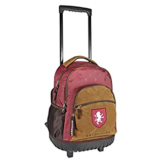 Mochila Carro Escolar Harry Potter Gryffindor