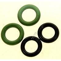 Kit O-ring (juntas) originales Polti para tubo de vapor Lecoaspira