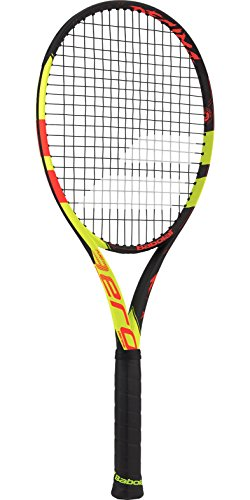 Babolat Pure Aero Decima Tennis Racket, Yellow for sale  Delivered anywhere in Ireland