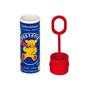 Pustefix - Burbujas de jabón - 1 Tubo 42 Ml