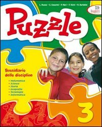 Puzzle. Per la 3ª classe elementare. Con e-book