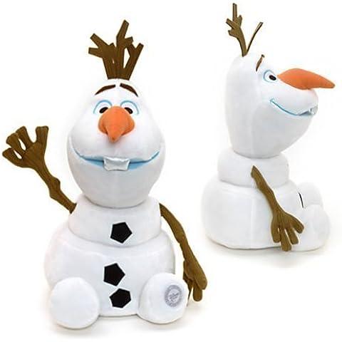 Disney congelado Olaf The Snowman 42cm Juguete suave de la felpa