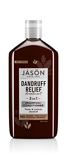 Jason Dandruff Relief 2 in 1 Shampoo & Conditioner 355ml