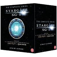 Stargate Sg1 - Season 1-10 / Ark Of Truth / Continuum