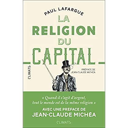La religion du capital (Romans)