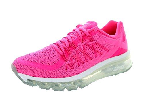 Nike Schuhe Air Max 2015 (GS) Unisex pink pow-pink pow-vivid pink-white (705458-601)