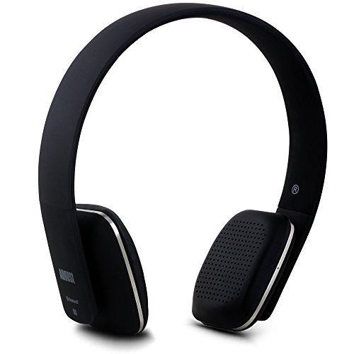 August EP636 - Auriculares Bluetooth Inalámbricos NFC con Almohadilla
