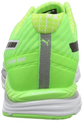 Ignite Pwrcool Gecko 02 Corriendo Verdes Grün Hombre Puma negro verde Zapatos De Velocidad 300 aTwtxqw5