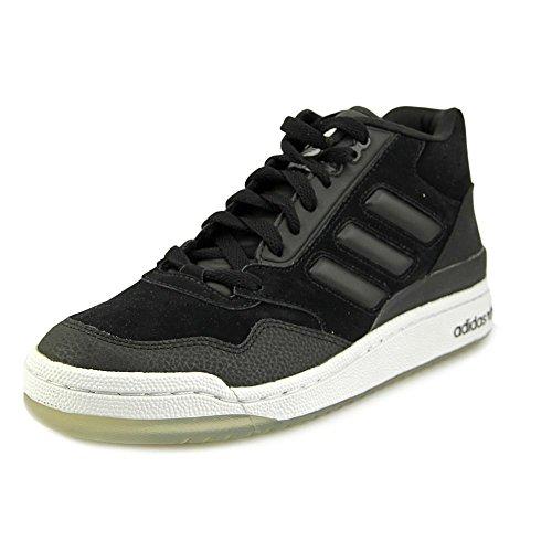 Adidas Artforum Simili daim Baskets Black1-Black1-Runwhit