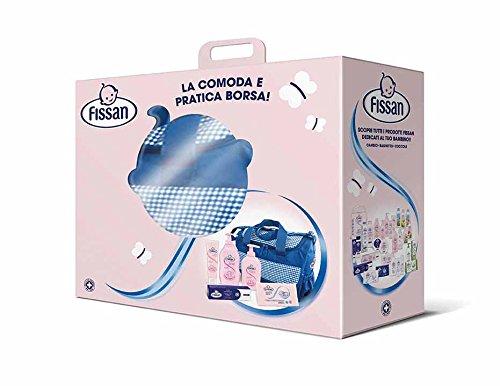 Fissan borsa baby - pacco da 5 prodotti