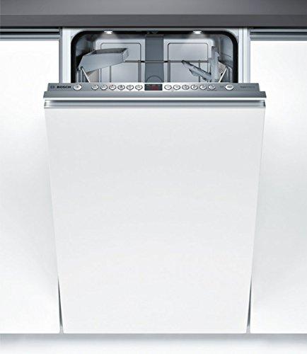Bosch Serie 6 SPV66PD00E lavavajilla Totalmente integrado