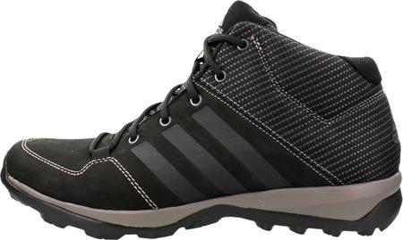Adidas Daroga Inoltre Mid Lea escursioni con le racchette, nero / granito / notte metallizzato, noi Black/Granite/Night Metallic