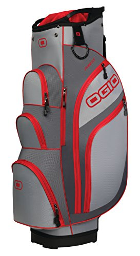 OGIO 2018 Pression Sac Chariot, Homme, Press CART Bag, Red