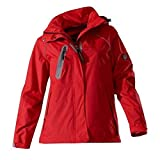 Owney Damen-Langjacke Bora rot Outdoor- Jacke Outdoorbekleidung Damen Outdoor Jacken Damen