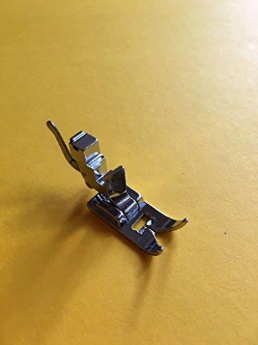 Zick Zack Fuß Normal Nähfuß Standardfuß + Nähfußhalter für Necchi 559 Nähmaschinen u.v.m. -
