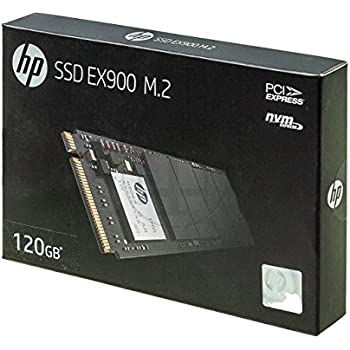 HP Hewlett Packard 2YY42AA#ABB - Disco Duro Interno SSD de 120 GB ...