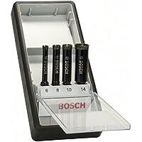 Bosch 2607019880 Easy Dry Robust Line Set 4 Punte Diamantate