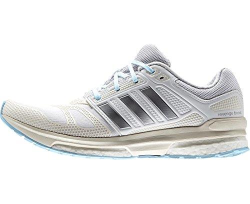 Adidas Revenge Boost 2 Women's Techfit Chaussure De Course à Pied - AW15 white