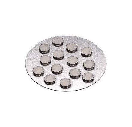 Magnete extra-stark rund 10mm 12 Stück