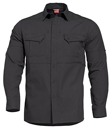Pentagon Chase Tactical Shirt Schwarz