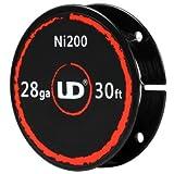 UD youde Bobine de fil en Nickel pur ni200–28AWG/0,30mm–10m