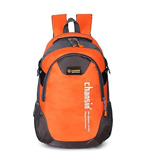 TnXan Fashion School Bag Waterproof Nylon Men Backpack Bag Women Mochila Escolar Travel Bag Rucksack Casual Daypacks Hiking Bag Trekking Bag Large Capacity