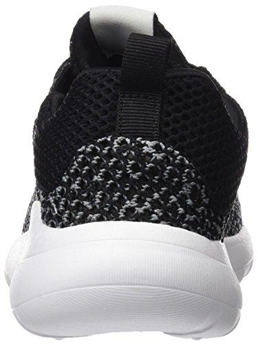 D. Franklin Hvk19201, Sneakers Basses Mixte Adulte Noir (Black)