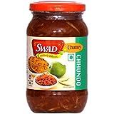 SWAD Delicious and Tangy Mango Chhundo Pickle/Aam Chhunda, 500g