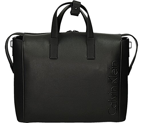 Calvin Klein - Bolsa de viaje  Negro Negro