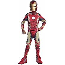 Avengers 610436 Age Of Ultron - Disfraz Iron Man Clasic Avengers 2, talla L