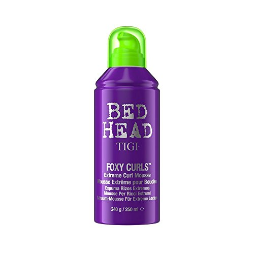 Tigi Bed Head Foxy Curls Extreme Curl Mousse, 1er Pack (1 x 250 ml)
