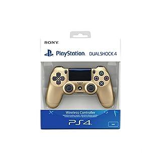 PlayStation 4 - DualShock 4 Wireless Controller, gold (2016)