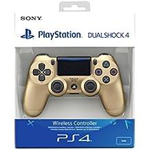 Sony - Mando Dualshock Gold (PS4)