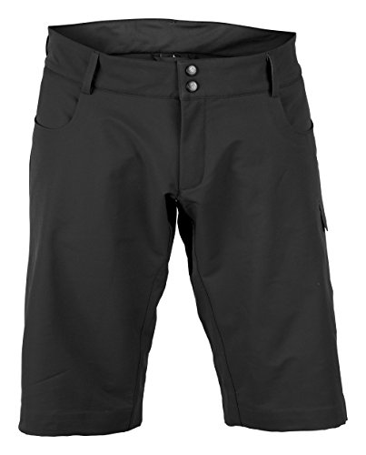 Sweet Protection Herren Shorts EL Duderino True Black, XL Gore Tex Short