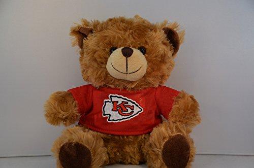 NFL Team Teddybär (Kansas City Chiefs) (Spielzeug City Kansas Chiefs)