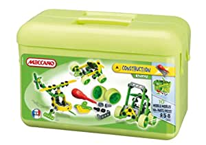 Meccano Set 1 Easy Construction Box