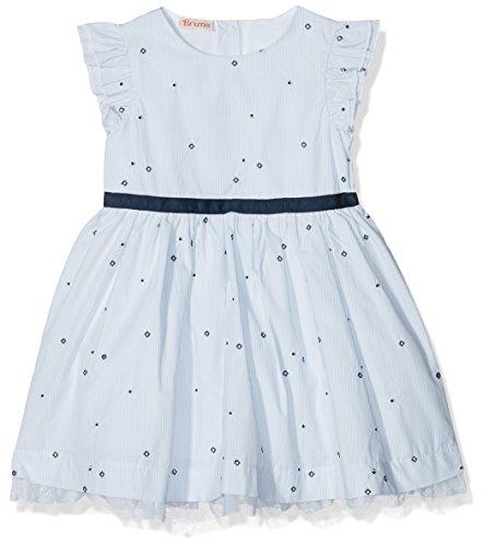 Brums Baby-Mädchen Kleid 181BEIA001 Violett (Viola 091) 92 (Violett 091)