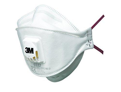 Scopri offerta per 3M Aura Respiratore Mascherina, per Lavori con Legno Isolante e Rigido, Bianco