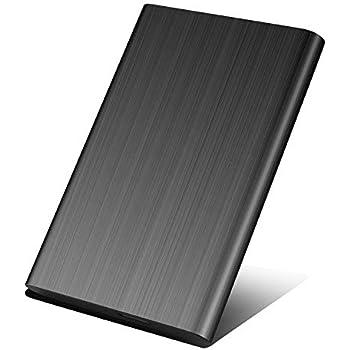 Disco Duro Externo 2TB, USB3.0 Disco Duro Externo para PC, Mac,