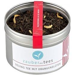 Zauber des Tees Oolong Tee mit Orangenblüten, 50g
