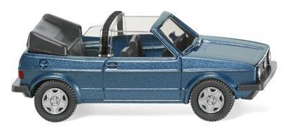 Wiking H0 VW Golf I Cabrio