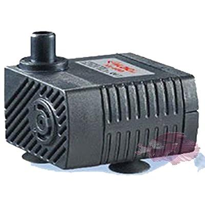 Pompe à eau pour aquarium 450l/h réglable pompe submersible Fontaine bassin