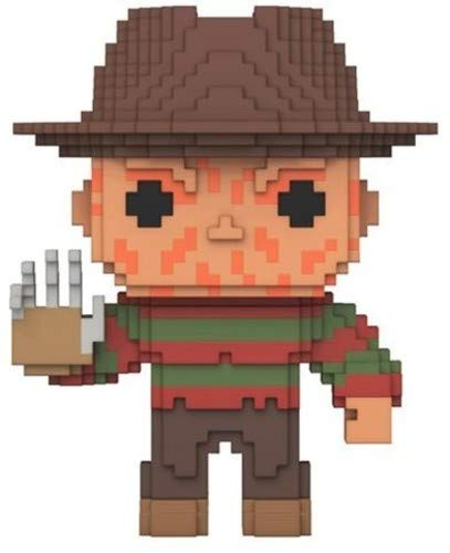Funko Pop!- Horror: 8-bit Freddy Krueger, (24595)