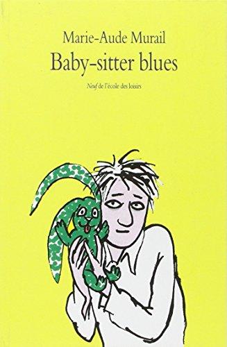 Baby-sitter blues par Marie-Aude Murail