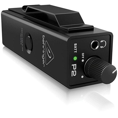 Behringer 000-ch400–00010Powerplay P2Persönlichen in-Ear Monitor Verstärker Test