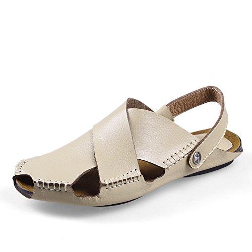 Sandales simples et à la mode de l'été/Feuillet loisirs plage-chaussures de confort/Pantoufles pour hommes D