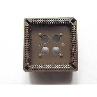 PCSZT-068A-1 Augat PLCC 68 way socket PLCC-68