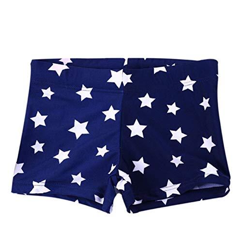 Barlingrock Kid Kinder Jungen Bademode Printed Star Badeanzug Badehose Hosen