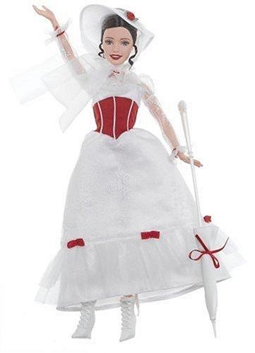 Walt Disney's Mary Poppins Barbie Doll by Mattel