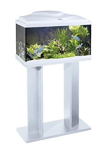 Mobile supporto per acquario Aqua 60 Bianco